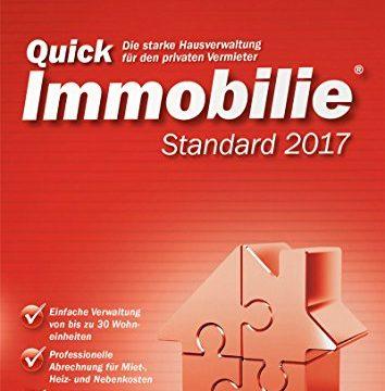 QuickImmobilie Standard 2017 Download