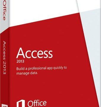Microsoft Access 2013 – 1PC Product Key ohne Datenträger
