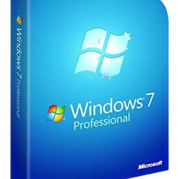 Microsoft Windows 7 Professional