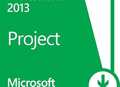 Microsoft Project 2013 Professional 1 PC Vollversion Lizenz Downloadversion