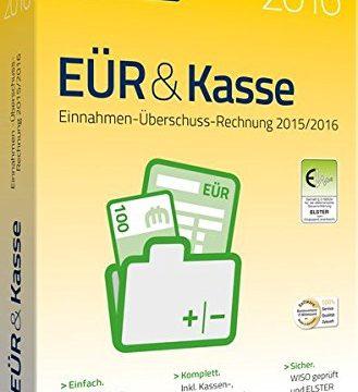 WISO EÜR und Kasse 2016 PC