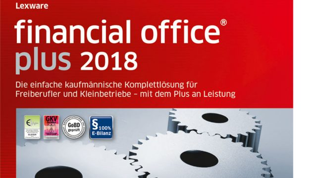 Lexware financial office plus 2018 Download Jahresversion 365-Tage