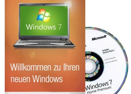 Windows 7 Home Premium 64 Bit Mar Refurbished