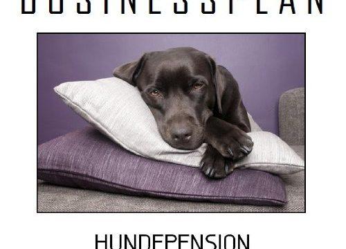 Businessplan Vorlage – Existenzgründung Hundepension /-tagesstätte Start-Up professionell und erfolgreich mit Checkliste, Muster inkl. Beispiel