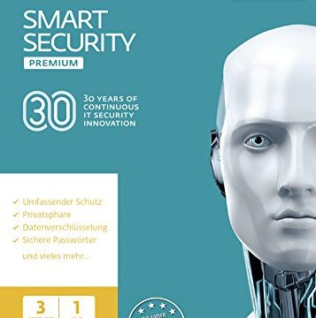 ESET Smart Security Premium 2018 Edition 3 User FFP Software