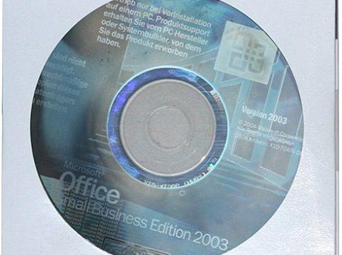 Office 2003 SBE OEM