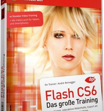 Flash CS6 – Video-Training – das große Training