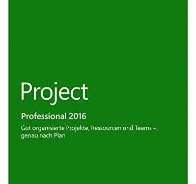 Microsoft Project Pro 2016 PC Online Code
