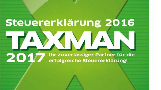 TAXMAN 2017 Rentner&Pensionäre Download Download