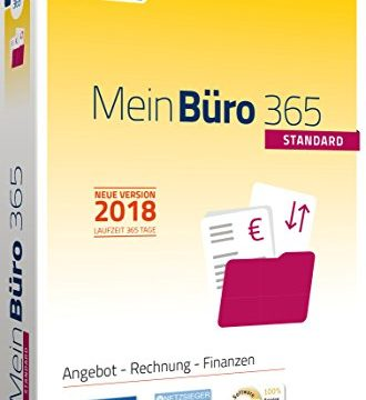WISO Mein Büro 365 2018 Standard Frustfreie Verpackung