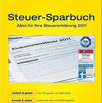 WISO Steuer-Sparbuch 2012 für Steuerjahr 2011