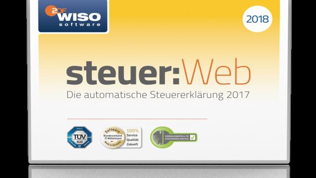 steuer:Web Mac für Steuerjahr 2017 Online Code