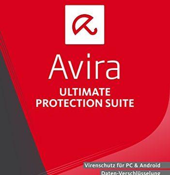 Avira Ultimate Protection Suite 2016 – 2 Geräte / 1 Jahr