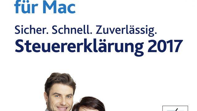 SteuerSparErklärung 2018 – Mac-Version für Steuerjahr 2017 Download
