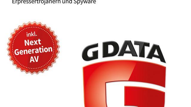 G DATA Antivirus 2018 für 1 Windows-PC PC Download Download