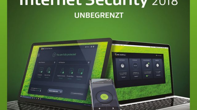 AVG Internet Security 2018 – Unbegrenzt Online Code