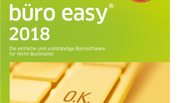 Lexware büro easy 2018 Download Jahresversion 365-Tage Online Code