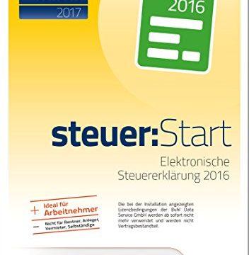 WISO steuer:Start 2017 für Steuerjahr 2016 / Frustfreie Verpackung