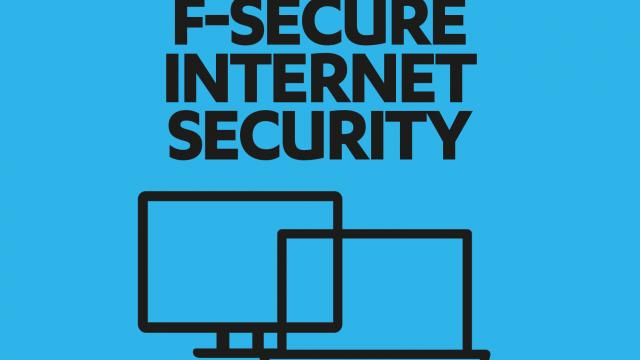 F-Secure Internet Security 2016 – 1 Jahr / 3 PCs Online Code