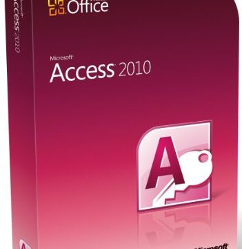 1PC/1User – Microsoft Access 2010