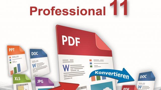 PDF-Dateien erstellen und konvertieren! Download – PDF Experte 11 Professional