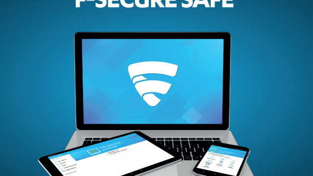 F-Secure SAFE Internet Security 2016 2 Jahre / 5 Geräte Online Code