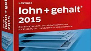 Lexware lohn+gehalt 2015