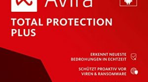 1 Gerät Standard – Avira Total Protection Plus 2018