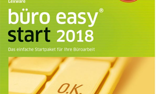 Lexware büro easy start 2018 Download Jahresversion 365-Tage Online Code