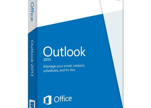 1PC Product Key Card ohne Datenträger – Microsoft Outlook 2013