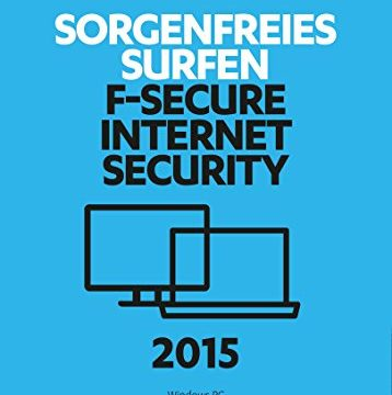 F-Secure Internet Security 2015 – 1 Jahr / 1 PC Download