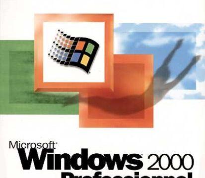 MS Windows 2000 Pro CD / für den professionellen Anwender