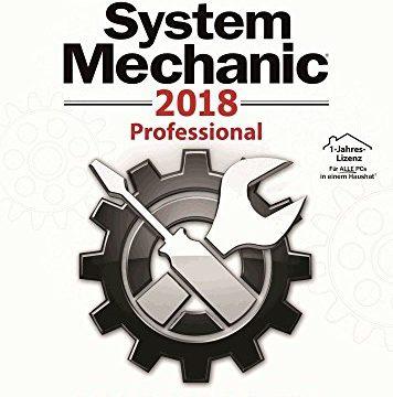 Das Komplettpaket zur Leistungssteigerung von PCs! Windows 10|8|7 Online Code – System Mechanic Professional