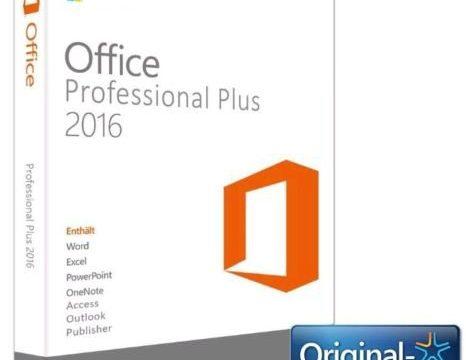 MS Office 2016 Professional Plus Pro Plus 32 Bit 64 Bit ESD Key Schlüssel