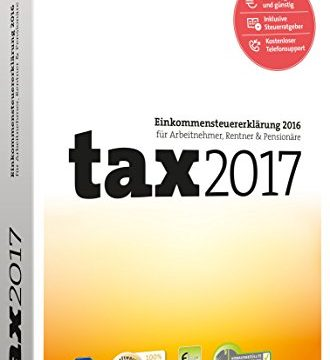 tax 2017 für Steuerjahr 2016