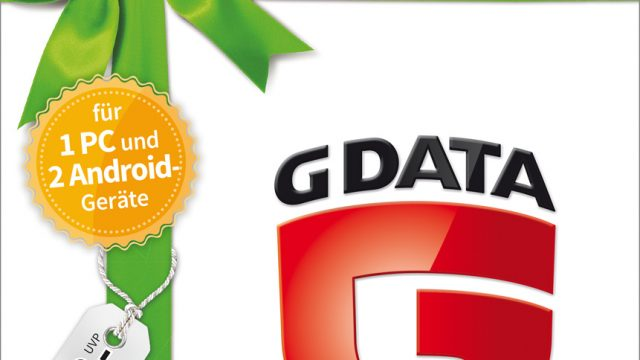 """G DATA Total Security """"Birthday Box"""" für 1 Windows-PC und 2 Android-Geräte / 1 Jahr / Erstklassiger Rundumschutz durch Firewall & Antivirus / Trust in German Sicherheit  Download"""