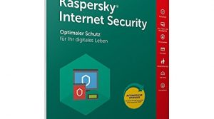 Kaspersky Internet Security 2018 Upgrade | 3 Geräte | 1 Jahr | Windows/Mac/Android | Versand in frustfreier Verpackung | Inklusive MH Imperial – Kundensupport