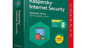 Kaspersky Internet Security 2018 Standard | 1 Gerät | 1 Jahr | Windows/Mac/Android | ESD Datei als Download |Inklusive MH Imperial Kundensupport