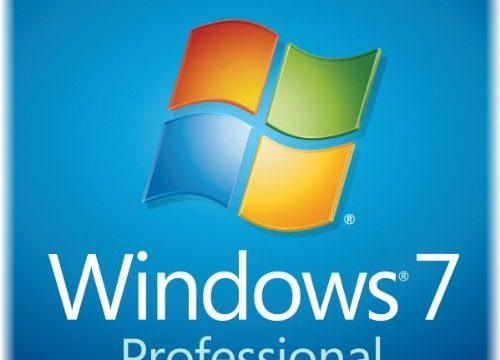 Systembuilder Windows 7 Professional SP1 64-bit 1pk DSP OEI DVD