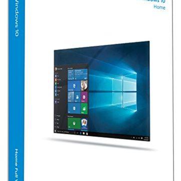 MS Windows 10 HOME 32-Bit/64-Bit USB Flash Drive Spanish ES