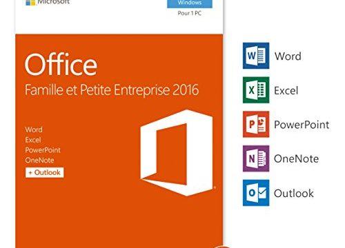 Office 2016 Home & Business 32-bit/x64 Französisch PKC P2|Office 2016 Home & Business 32-bit/x64 Französisch|1|unbekannt|PC|Disc|Disc