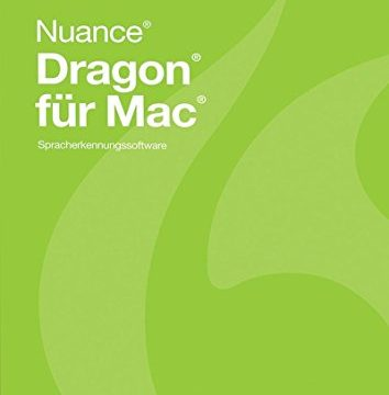 Nuance Dragon Professional Individual 6.0 für Mac Download