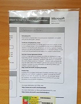 Microsoft Office 2010 Home and Business refurbished Version