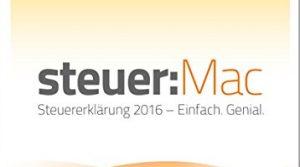 WISO steuer:Mac 2017 für Steuerjahr 2016 / Frustfreie Verpackung