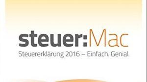 WISO steuer:Mac 2017 für Steuerjahr 2016