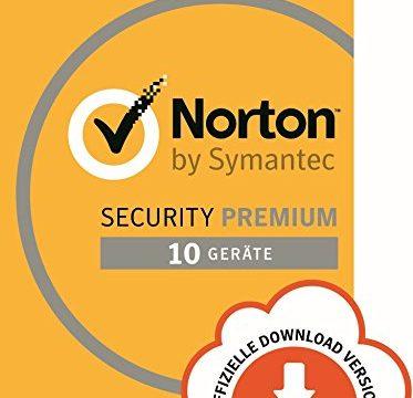 Norton Security Premium 2018 | 10 Geräte | 1 Jahr | PC/Mac/iOS/Android | Download