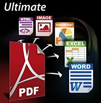 PDFs umwandeln und bearbeiten in Word, Excel, PowerPoint & Co. für Windows 10 / 8.1/ 8 / 7 – PDF Converter Ultimate