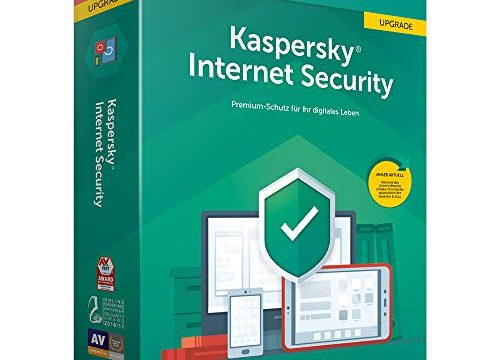 Kaspersky Internet Security 2019 3 Geräte Upgrade Mini-Box|Upgrade|3|1 Jahr|PC/Mac/Android|Download|Download