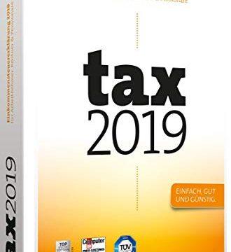 tax 2019 für Steuerjahr 2018