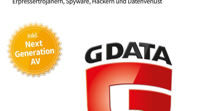 G DATA Total Security 2019 für 3 Windows-PC / 1 Jahr / Erstklassiger Rundumschutz durch Firewall & Antivirus / Trust in German Sicherheit  Download